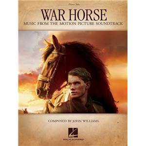 WILLIAMS JOHN - WAR HORSE (CHEVAL DE GUERRE) PIANO SOLO INTERMEDIATE