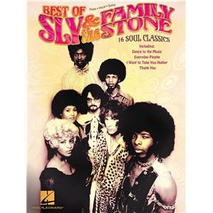 SLY AND THE FAMILY STONE - 16 SOUL CLASSICS BEST OF P/V/G