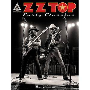 ZZ TOP - EARLY CLASSICS GUIT.TAB.