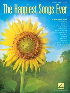 COMPILATION - THE HAPPIEST SONGS EVER P/V/G