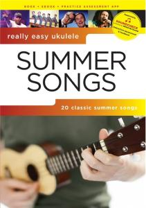 COMPILATION - REALLY EASY UKULELE SUMMER SONGS