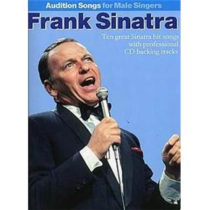 SINATRA FRANK - AUDITION SONGS FOR MALE SINGERS + CD