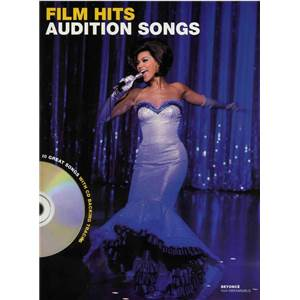 COMPILATION - AUDITION SONGS FOR FEMALE SINGERS : FILM HITS + CD