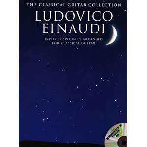EINAUDI LUDOVICO - THE CLASSICAL GUITAR COLLECTION + CD