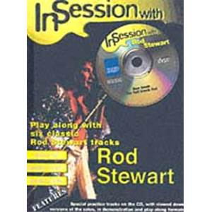 STEWARD ROD - IN SESSION WITH GUITAR TAB. + CD