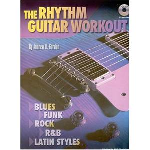 GORDON ANDREW D. - RHYTHM GUITAR WORKOUT + CD