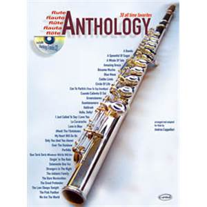 COMPILATION - ANTHOLOGY FLUTE 30 ALL TIME FAVORITES VOL.1 + CD