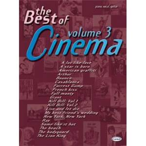 COMPILATION - BEST OF CINEMA VOL.3 P/V/G