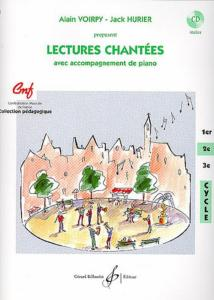 VOIRPY A/HURIER J - LECTURES CHANTEES 2E CYCLE+ CD