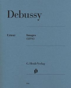 DEBUSSY CLAUDE - IMAGES (1894) - PIANO