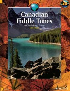 CANADIAN FIDDLE TUNES +CD (60 AIRS TRADITIONNELS CANADIENS) - VIOLON