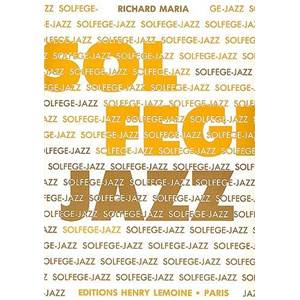 MARIA RICHARD - SOLFEGE JAZZ