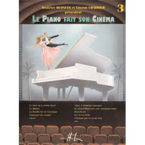 QUONIAM B. / CHARRIER V. - LE PIANO FAIT SON CINEMA VOL.3