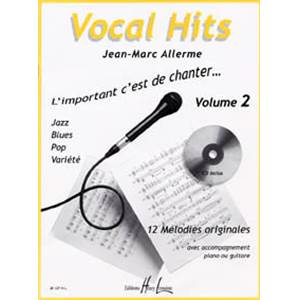 ALLERME JEAN MARC - VOCAL HITS VOL.2 + CD