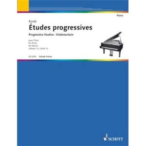 FERTE ARMAND - ETUDES PROGRESSIVES ET GRADUEES VOL.1A