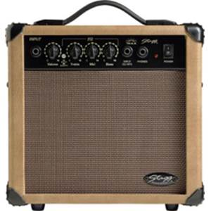 AMPLI GUITARE ACOUSTIQUE STAGG 10 AA
