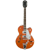 GUITARE DEMI-CAISSE GRETSCH ELECTRO HOLLOW ORANGE STAIN G5420T 2016