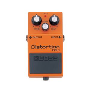 PEDALE D'EFFETS BOSS DS 1 DISTORTION