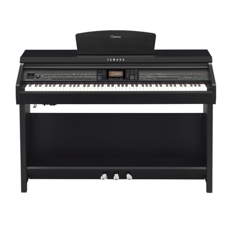 piano numerique meuble yamaha cvp 701 b paul. Black Bedroom Furniture Sets. Home Design Ideas