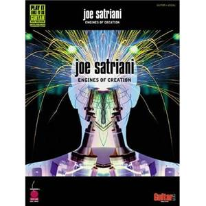 SATRIANI JOE - ENGINES OF CREATION GUITAR TAB.