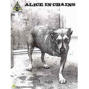 ALICE IN CHAINS - SELF TITLED GUITAR TAB.