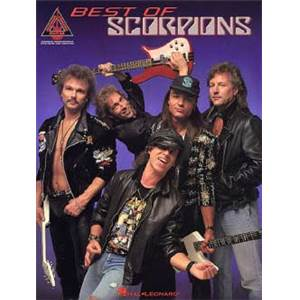 SCORPIONS - BEST OF GUITAR TAB.