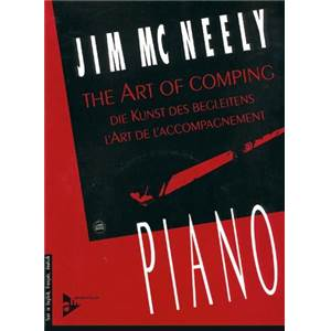 MCNEELY JOEL - THE ART OF COMPING FOR PIANO + CD
