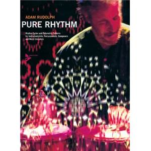 RUDOLPH ADAM - PURE RHYTHM + 2CD