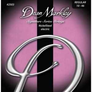 JEU DE CORDES GUITARE ELECTRIQUE DEAN MARKLEY DM 2503 REGULAR 10-46