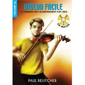 COMPILATION - VIOLON FACILE VOL.2 + CD