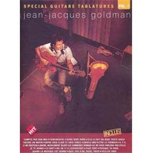 GOLDMAN JEAN JACQUES - SPECIAL GUITARE TAB. VOL.1