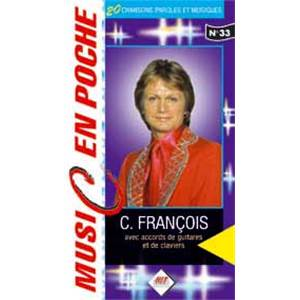 FRANCOIS CLAUDE - MUSIC EN POCHE N.33 PAROLES ET ACCORDS