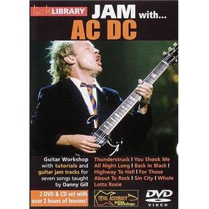 AC/DC - 2DVDS JAM WITH
