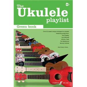 COMPILATION - UKULELE PLAYLIST THE GREEN VOL.CHORD SONGBOOK