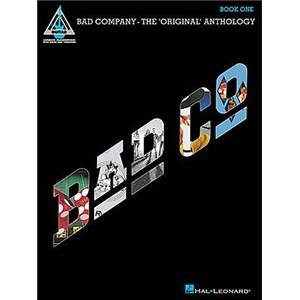BAD COMPANY - THE ORIGINAL ANTHOLOGY VOL.1 TAB.