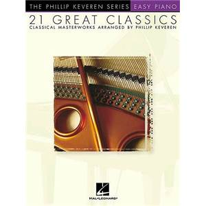 KEREVEN PHILLIPP - EASY PIANO SOLOS 21 GREAT CLASSICS
