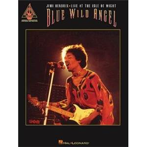 HENDRIX JIMI - LIVE AT THE ISLE OF WIGHT GUITAR TAB.