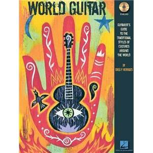 HERRIGES GREG P. - WORLD GUITAR GUIDE + CD