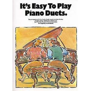 COMPILATION - IT'S EASY TO PLAY PIANO DUETS