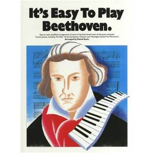 BEETHOVEN - IT'S EASY TO PLAY