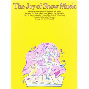 COMPILATION - JOY OF SHOW MUSIC