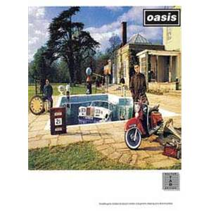 OASIS - BE HERE NOW TAB