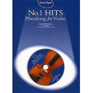 COMPILATION - GUEST SPOT NO.1 HITS POUR VIOLON+ CD