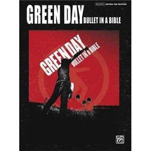 GREEN DAY - BULLET IN A BIBLE GUITAR TAB