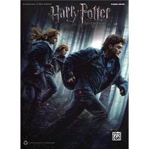 COMPILATION - HARRY POTTER AND THE DEATHLY HALLOWS PART I ( LES RELIQUES DE LA MORT) PIANO