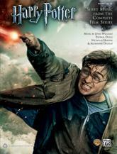 COMPILATION - HARRY POTTER SHEET MUSIC FROM THE COMPLETE FILM SERIES EASY PIANO SOLOS
