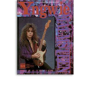 MALMSTEEN YNGWIE - METHOD TAB. + CD