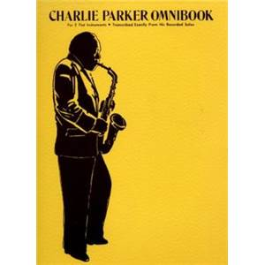 PARKER CHARLIE - OMNIBOOK IN EB/MIB