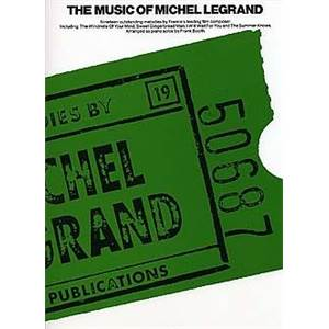 LEGRAND MICHEL - MUSIC OF PIANO SOLO