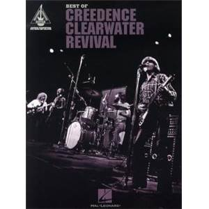 CREEDENCE CLEARWATER REVIVAL - BEST OF GUITAR TAB.